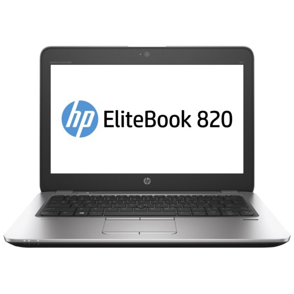 HP Elitebook 820 G4 Z2V95EA Laptop Corei5 2.5GHz 4GB 500GB Shared Win10 Pro 12.5inchHD
