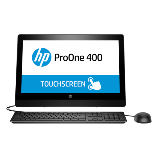HP ProOne 400 G3 2RT55EA AIO Desktop Corei5 8GB 1TB Shared 20'' LED
