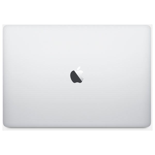MacBook Pro 15-inch with Touch Bar and Touch ID (2017) - Core i7 2.8GHz 16GB 256GB Shared Silver English/Arabic Keyboard