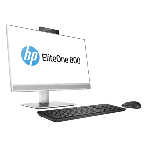 HP EliteOne 800 G4 4KX14EA Non Touch All-In-One Desktop Corei7 3 2GHz8GB  512GB SSD Shared Win10Pro 23 5inch FHD Silver