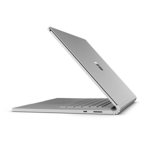 Microsoft Surface Book 2 HMX00018SLV Convertible Touch Laptop Corei5 2.6GHz 8GB 256GB Shared Win10Pro 13.5inch